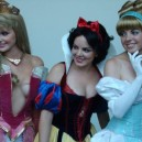 Disney Princesses All Grown Up!
